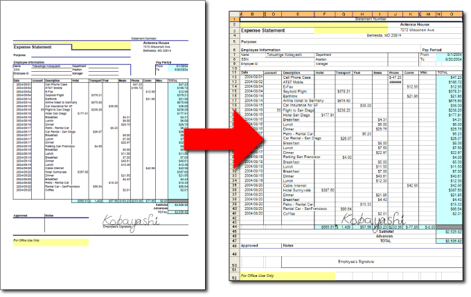 pdf を エクセル に 変換 する ソフト